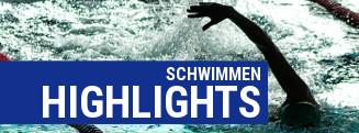 Highlights Schwimmen