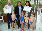 """SC 53 – """"SchwimmGut"""" zertifizierte Schwimmschule"""