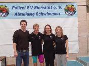 """Bayerische Kurzbahnmeisterschaften der Masters """"kurze Strecke"""""""