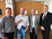 SC 53 stellt den neuen Vorsitzenden des Niederbayerischen Schwimmverbandes