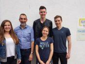 Jugendversammlung mit Wahlen beim Schwimmclub