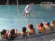 """SC 53 unterstützt die Grundschulen, den Gesamtelternbeirat und die Stadt Landshut mit dem Schwimmprojekt  """"Sicher Schwimmen"""""""