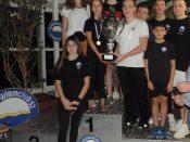 Schwimmer vom SC53 sichern sich den Vestner-Pokal erneut
