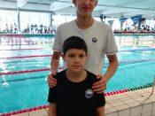 Starke Leistungen der Schwimmer des SC53 bei den Süddeutschen Jahrgangsmeisterschaften über die langen Strecken in Würzburg