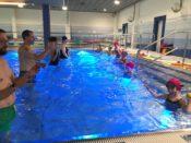 Schwimmausbildung in Corona-Zeiten  -  Der SC 53 startet wieder mit Schwimmkursen