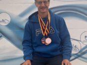 Deutsche Masters Schwimmen in Braunschweig - Königer gewinnt 3 x Bronze